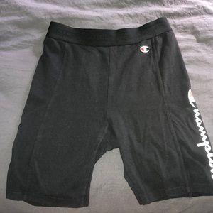 Champion biker shorts - S